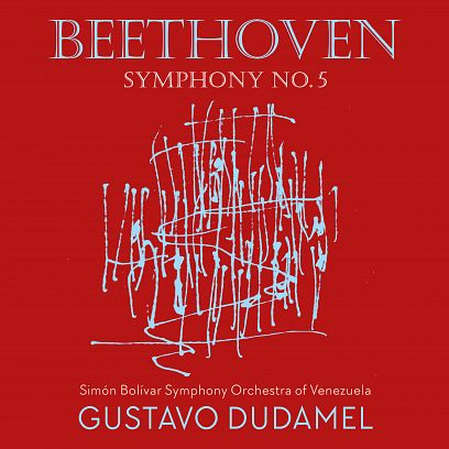 Beethoven: Symphony No. 5 Cover