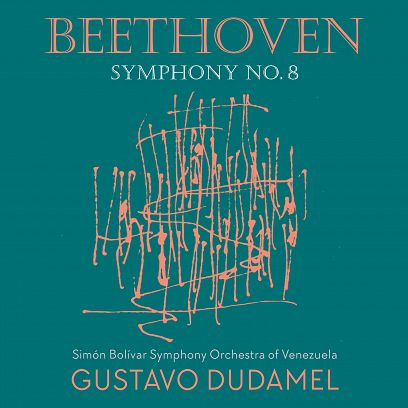 Beethoven: Symphony No. 8 Cover