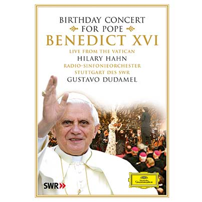 Birthday Concert for Pope Benedict XVI Cover