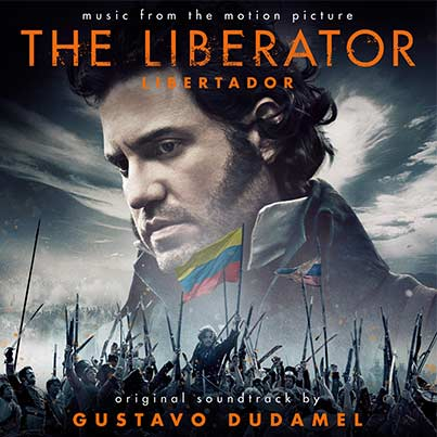 Dudamel<br>The Liberator Cover