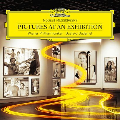 Pictures at an Exhibition Cover