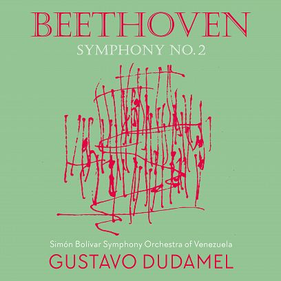 Beethoven: Symphony No. 2 Cover