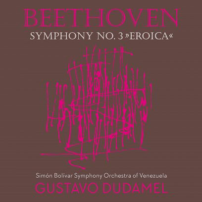 Beethoven: Symphony No. 3 Cover