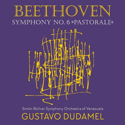 Beethoven: Symphony No. 6 Cover