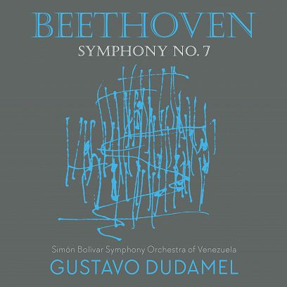 Beethoven: Symphony No. 7 Cover