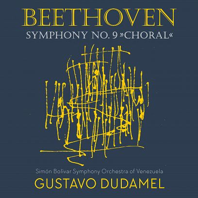 Beethoven: Symphony No. 9 Cover