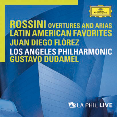 Rossini <br> Overtures and Arias Cover