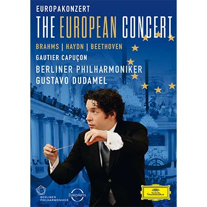 The European Concert Cover