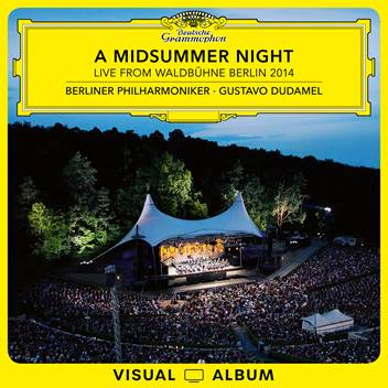 A Midsummer Night: Live from Waldbühne Berlin 2014 Cover