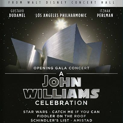 A John Williams Celebration Cover